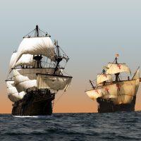 Tauche in die Welt der Seefahrer ein - historische Schiffe in Valencia