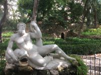 Jardines de Montforte_Statue_Valencia_Insidertipp