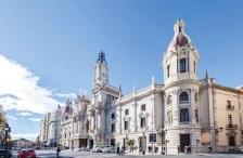 Casa Consistorial de València_emblematische Gebäude_Valencia