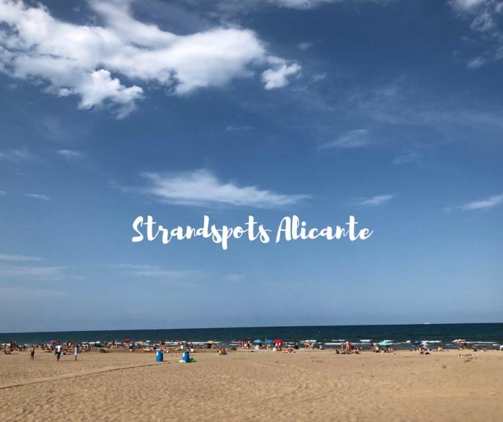 Strandspots Alicante