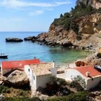 Die schönsten Buchten der Region Valencia - Alicante