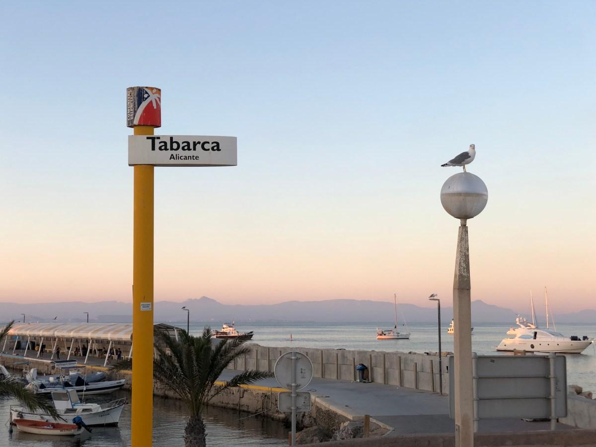Ab auf die Insel - Isla Tabarca
