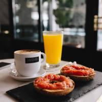 Frühstücksideen in Valencia