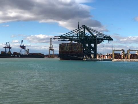 Hafenbesuch Valencia 6