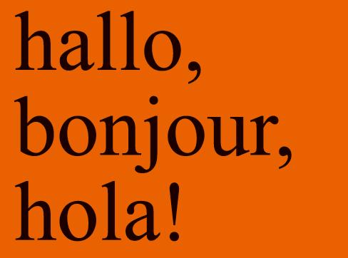 Sprachen lernen geht auch anders!