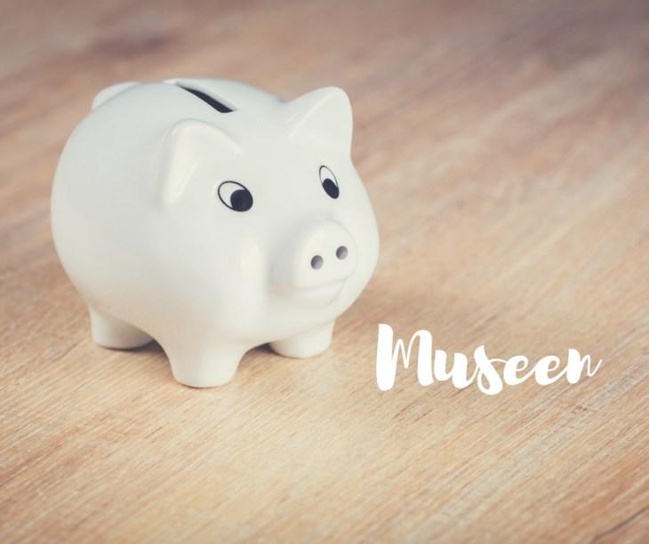 Museen gratis