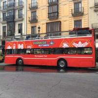 Valencia Moves - Mit dem Bus die Stadt erkunden