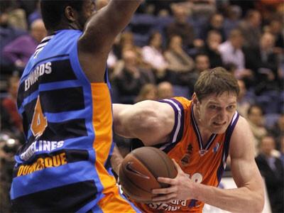Valencia Basket - Gravelines, 79-61