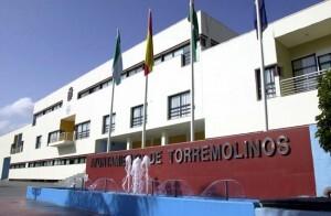 Fachada del Ayuntamiento de Torremolinos