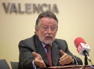 El vicealcalde, Alfonso Grau./vlcciudad