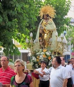 La Virgen de los Desamparados en El Grao de Gandia/archivalencia