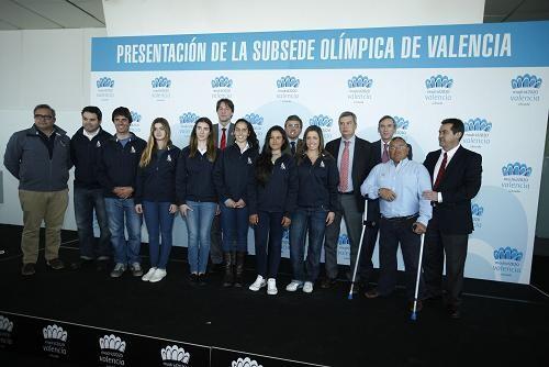 Valencia cuenta con todo hecho para la competición olímpica y el mayor campo de regatas/ayto vlc