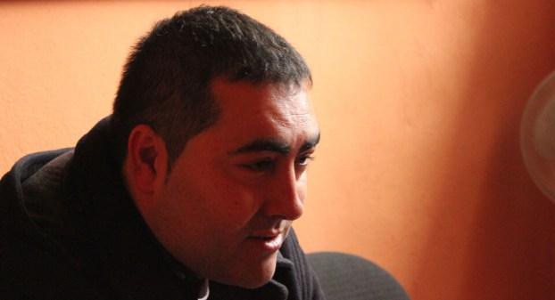 Óscar Martín García, entrevistado por VLC CIUDAD. Foto: Javier Furió