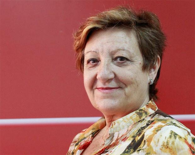 Isabel Dolz, concejala socialista del Ayuntamiento de Valencia