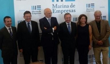 El acto inaugural contó con la presencia del presidente de la Generalitat, Ximo Puig; y el alcalde de Valencia, Joan Ribó.