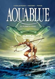 Portada de 'Aquablue'.