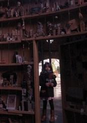 Una imagen de la 'Biblioteca de cuerdas y nudos'.