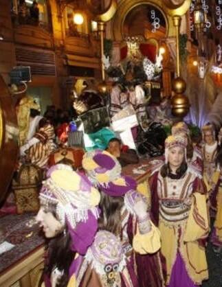 Cablagata de Reyes del pasado año.