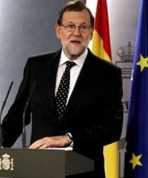 Según indicó Rajoy que no dejará pasar 'ni una sola acción que vaya contra la ley, la soberanía, la Constitución y los tribunales'.