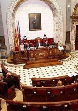 El Pleno del Ayuntamiento aprobará el próximo jueves la constitución de la comisión de investigación sobre la denominada 'Operación Taula' .