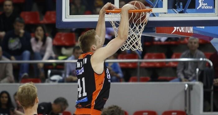 El Valencia Basket igualó su mejor marca de victorias fuera de casa.