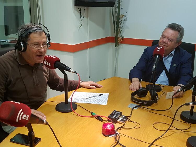 Juanma Romero y Rafael Marmol