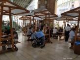 """Segunda edición de la """"Clochina's Party"""" de Mi Cub en el Mercado de Colón mejillones en mi cub Mercado de Colon Valencia (20)"""