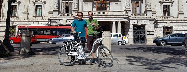 Grezzi y Juan Dual.