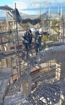Demolición de Hidro 6.