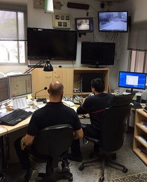 Actual Centro de Comunicaciones de Bomberos.