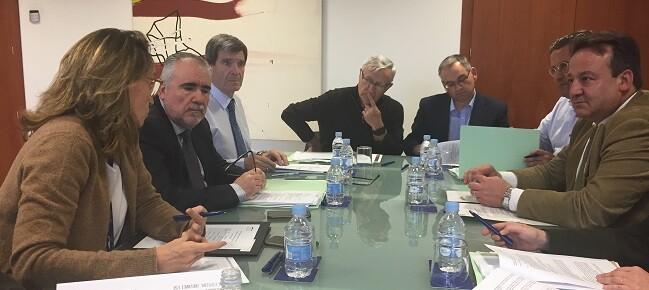 """""""Compensamos a la gente de Nazaret y cerramos el Jardín del Túria con un final muy digno"""", comentó el alcalde."""