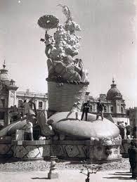 Falla So Nelo. 1946. (Foto-juansoler.blog)