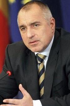 Boiko Borisov.