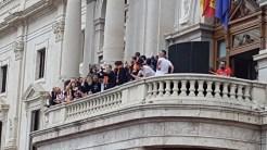 Valencia Basket celebró con su afición el primer título de la Liga Endesa (34)