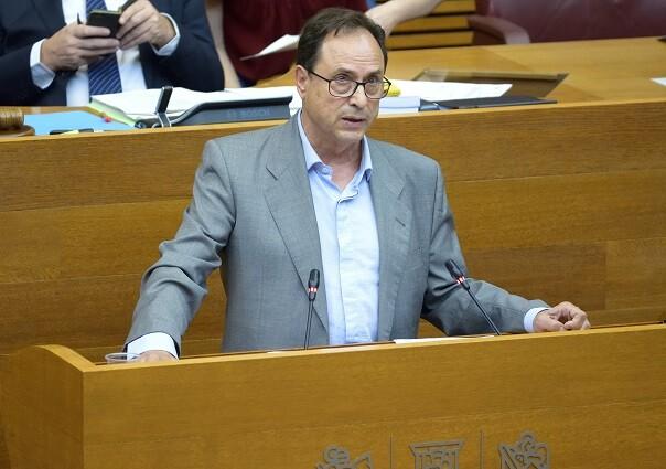 Soler-'El plan para recuperar la Sociedad de Garantía Recíproca comportará beneficios para las pymes valencianas'.