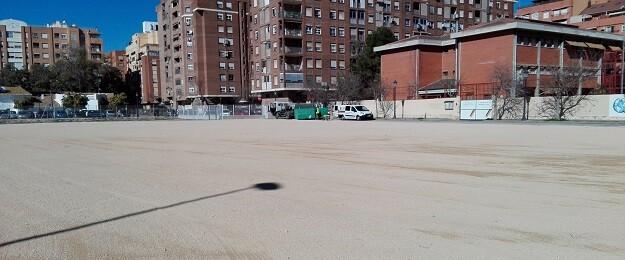 La intervención completará la ampliación del patio realizada ya hace unos meses.