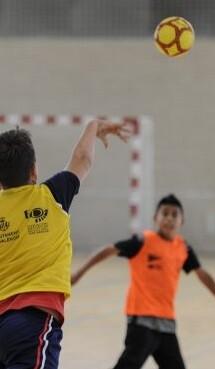 Escuelas Deportivas Municipales.
