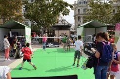 Tour Mujer, Salud y Deporte en la plaza del Ayuntamiento de València (9)