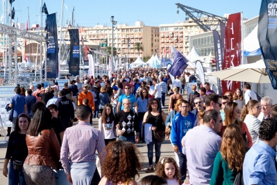El Valencia Boat Show se confirma como un salón de decisión y compra