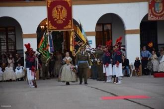 XXX edición de la Falla de las Fuerzas Armadas y Guardia Civil . (46)