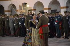 XXX edición de la Falla de las Fuerzas Armadas y Guardia Civil . (80)