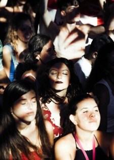 Público del festival.