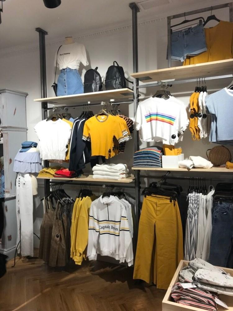 Se inauguró en Valencia, la tienda italiana de moda femenina SubduedFotos Pola Todolo (4)