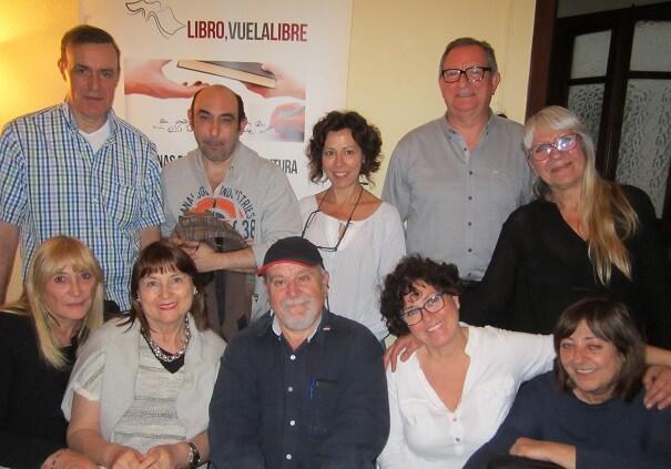 J. Carlos Morenilla con los asistentes a la master class.