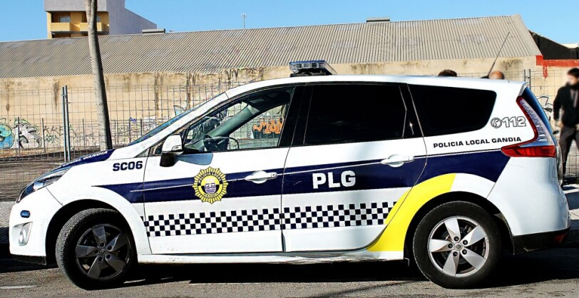 policia local Gandía