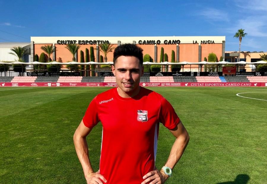 CF La Nucia Ito fichaje 2018