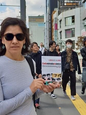 10 La antología de los talleres de escritura en Valencia de LIBRO, VUELA LIBRE en las calles de Kioto