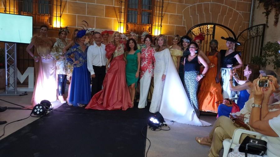 Éxito de la diseñadora valenciana Amparo Chordá en el desfile auspiciado por el programa UNESCO Ruta de la Seda (47)