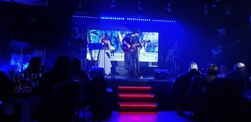 Dinner Show, en Casino Cirsa Valencia Kill Bill Bang Band 20191206_220901 (4)