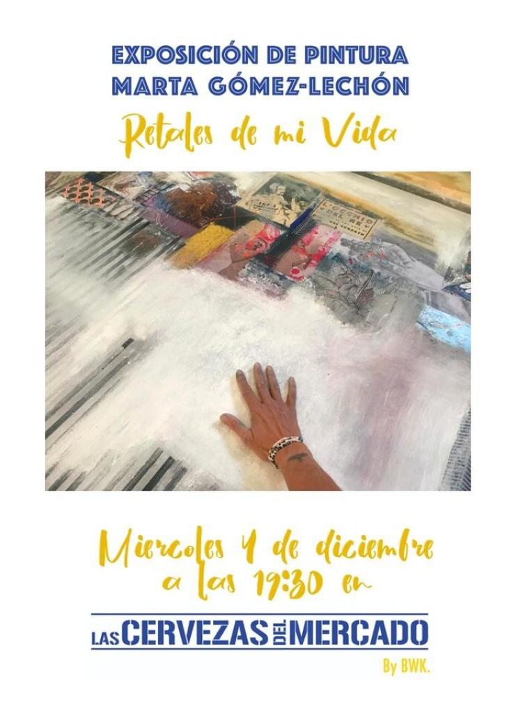 Exposición Marta Gómez Lechón